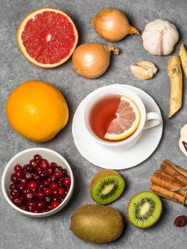 Хранене и имунитет