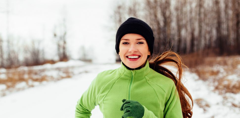 Упражнения на студено горят повече калории