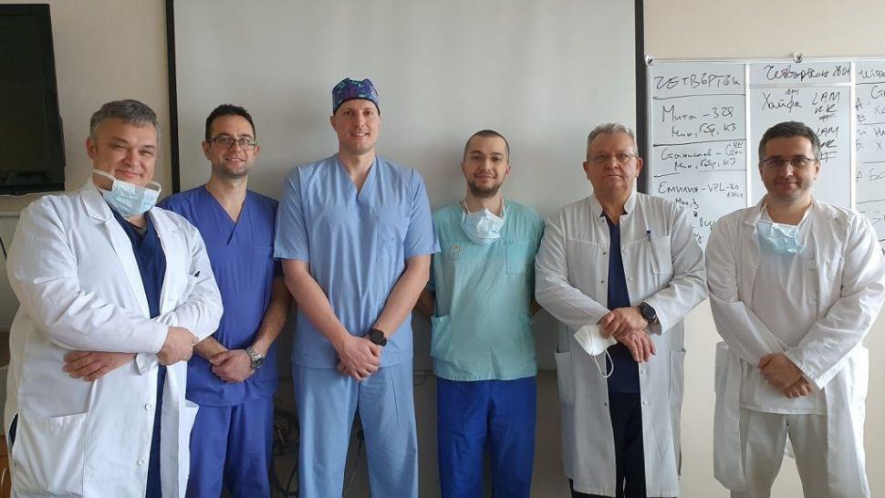 Опитът на български лекари в лечението на мозъчни аневризми бе публикуван в  сп. Neurosurgery   Puls.bg