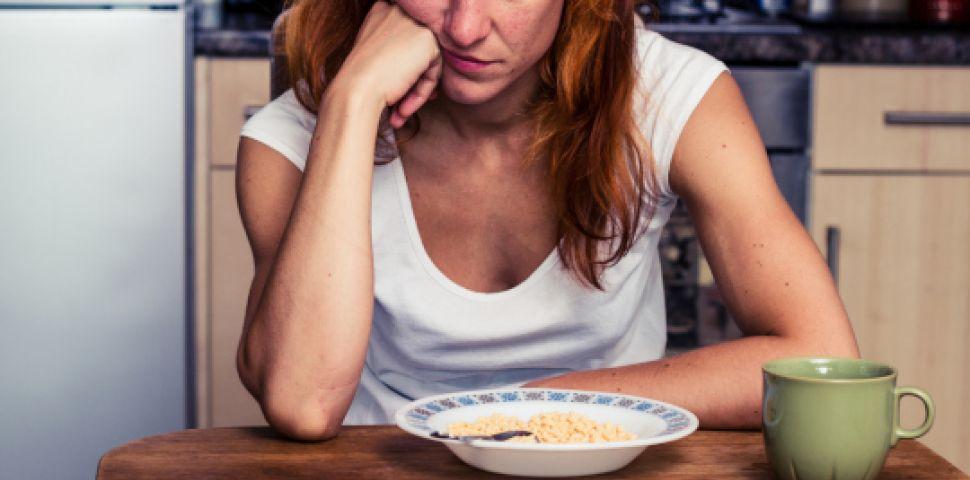 Защо се чувства умора след хранене?