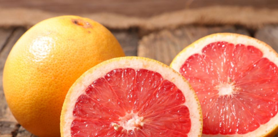 Грейпфрут – ако трябва да си набавите витамин С