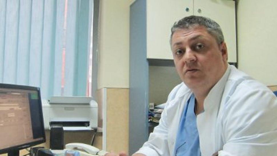 Д-р Теодор Атанасов Лапароскопска хирургия
