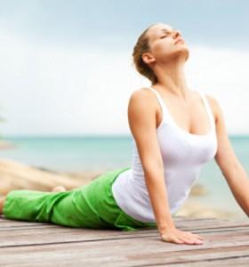 Йога на открито - за по-добри резултати
