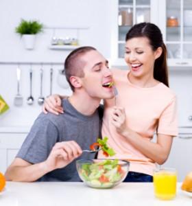 Мъжете консумират зеленчуци по-рядко. Защо?