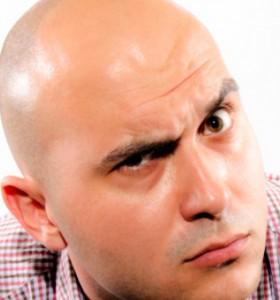 Мъжете с бръснати глави - по-доминантни