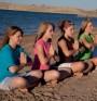 Йога срещу тревожност при тийнейджърите
