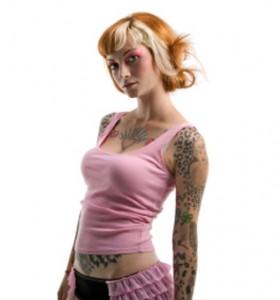 Възможни са алергични реакции към татуировки?!