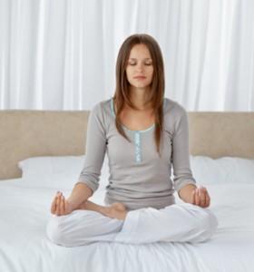 Медитацията помага при уринарна инконтиненция