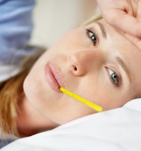 4 свързани с грипа състояния преди и след