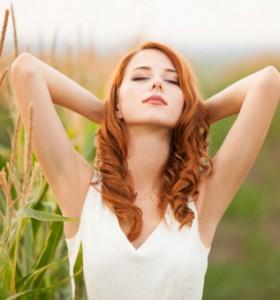 Някои техники за здрава блестяща коса