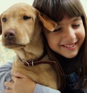 Как домашните любимци помагат в развитието на децата?