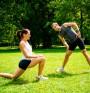 Разтягане и загряване преди тренировка (видео)