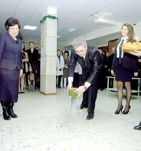 Център за транслационна медицина и клетъчна терапия е открит във Варна