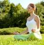 Здрав черен дроб с йога