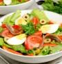 Салата с яйце – повече хранителни вещества