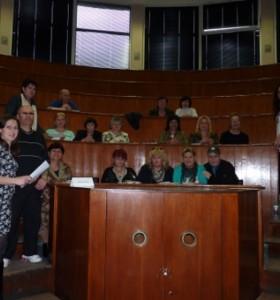 МБАЛ-Бургас обучи още 15 души за болногледачи