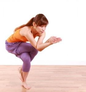 С йога срещу целулита