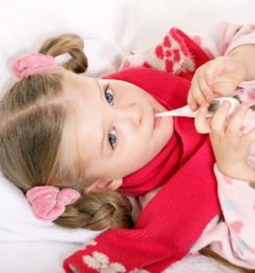 При чести проблеми с гърлото в детска възраст