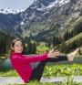 Поза на йога за укрепване на гръбнака
