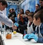Лаборатория за забавна химия отвори врати в София