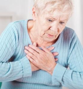 Сърдечна недостатъчност - задухът може да е признак