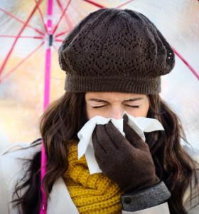 Простудни заболявания – причиняват ги вируси. Грип.
