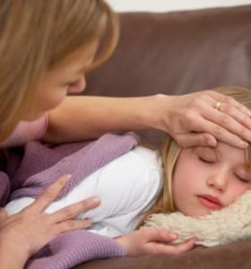 Какво да правим, когато детето повръща?