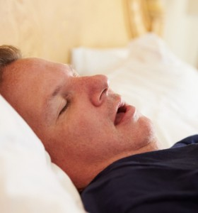 Лечението на сънна апнея е неефективно сред по-слабите