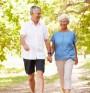 Разходката може да предотврати увреждания сред възрастните