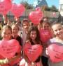 Стотици балони с послания за здраво сърце полетяха в София