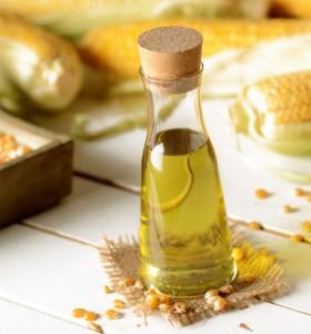 Царевичното олио може би е по-полезно от зехтина