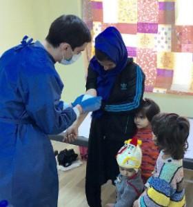 ВМА: Не е открита масова зараза сред бежанците в Харманли