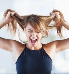 Необичайни признаци на стрес