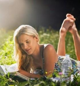 Ароматът на окосена трева намалява стреса
