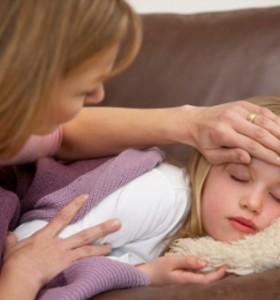 Усложнения на грипа при децата