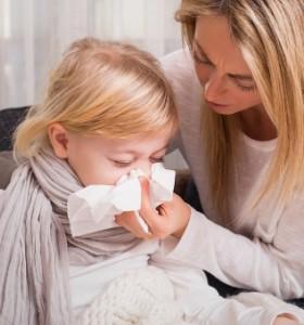 Рискът от грип и настинка се определя от гените
