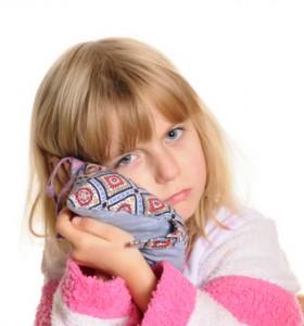 Остър среден отит - кърмените деца боледуват по-рядко