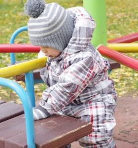 БЕБЕ: Растеж и развитие – XII месец