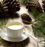 При простуда и отпадналост - чай от борови иглички