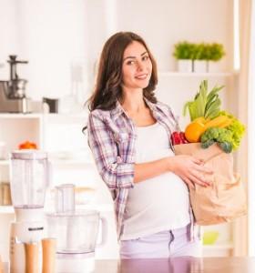 Хранителна профилактика за здрави зъби през бременността