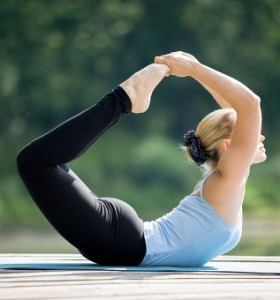 Йога подобрява сексуалния живот