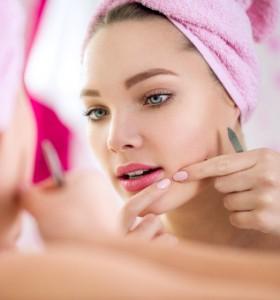 Чиста кожa без акне с помощта на хомеопатията