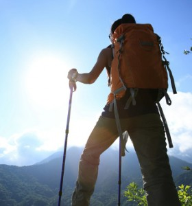 Планински щеки – защо е полезна употребата им?