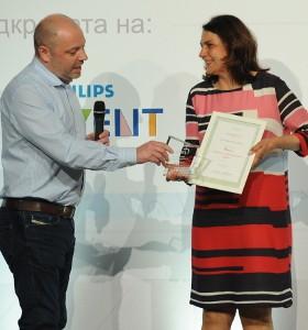 Puls.bg награди водещи медицински специалисти