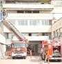 ВМА и столичната пожарна със съвместно занятие