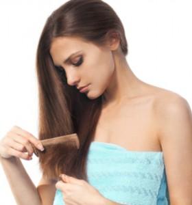 Косопадът при жените - може да бъде признак на хормонален дисбаланс