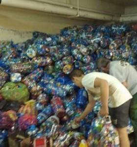 Продължава кампанията на УМБАЛ Бургас за пластмасови капачки