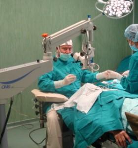 Поставиха изкуствена леща на мъж в УМБАЛ Бургас
