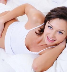 Здравословно хранене за лека бременност