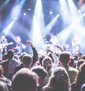Музиката на живо намалява стреса